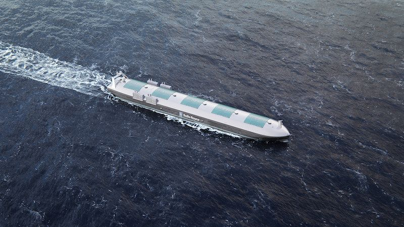 Rolls-Royce Teams With Intel to Develop Autonomous Cargo Ships