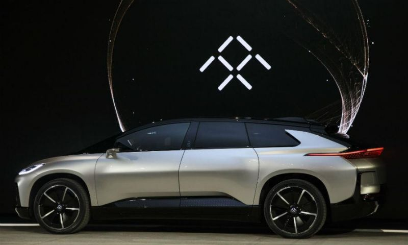 Struggling EV Startup Faraday Future Lays Off Workers & Cuts Wages By 20 Percent