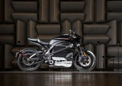 Harley Davidson Joins 21st Century with Electric Motorcycle Lineup