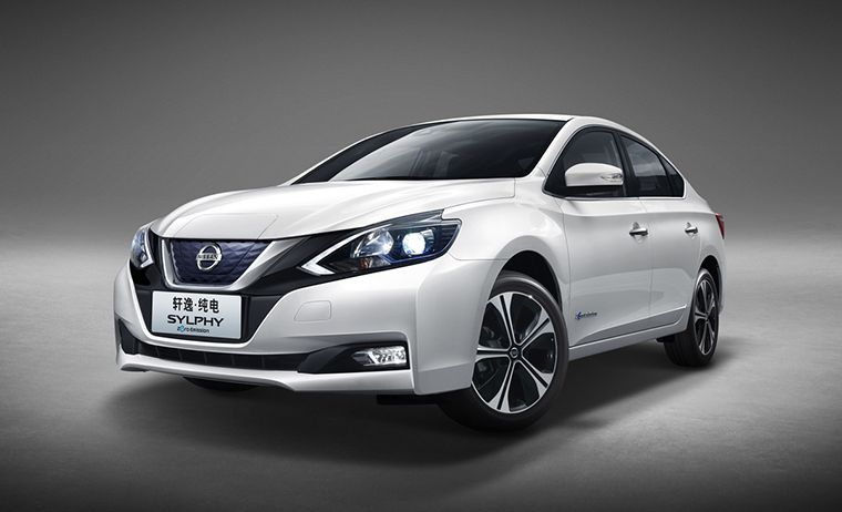 Nissan Sylphy Zero Emission: a LEAF in Sentra Clothing