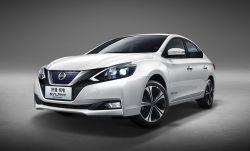 Nissan Sylphy Zero Emission: a LEAF in Sentra Clothing