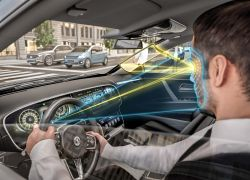 Continental Develops a 'Virtual A-Pillar' to Eliminate Blind Spots for Drivers