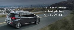 General Motors is Pushing for National Zero Emissions Program
