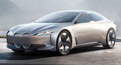 BMW i4 Slated to Rival Tesla Sedans in 2021
