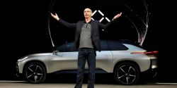 Faraday Future Co-founder Resigns as the Automaker Forces Workers to Take Unpaid Leave