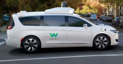 Waymo Granted California Permit to Test Self-Driving Cars Without Human Backup