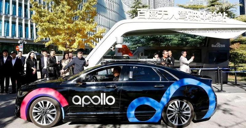 Ford & Baidu to Test Self-Driving Cars in China