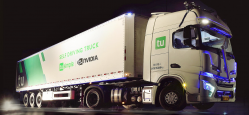 Shanghai Issues License to Driverless Truck Startup TuSimple for Public Trials