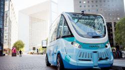 Navya: Driverless Public Shuttles before Autonomous Cars