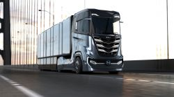 Nikola Motor Co is Building a Hydrogen-Electric Truck for the European Market