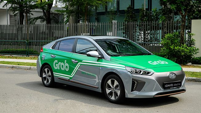 Hyundai Investing Another $250 Million in Singapore-based Grab to Promote EVs