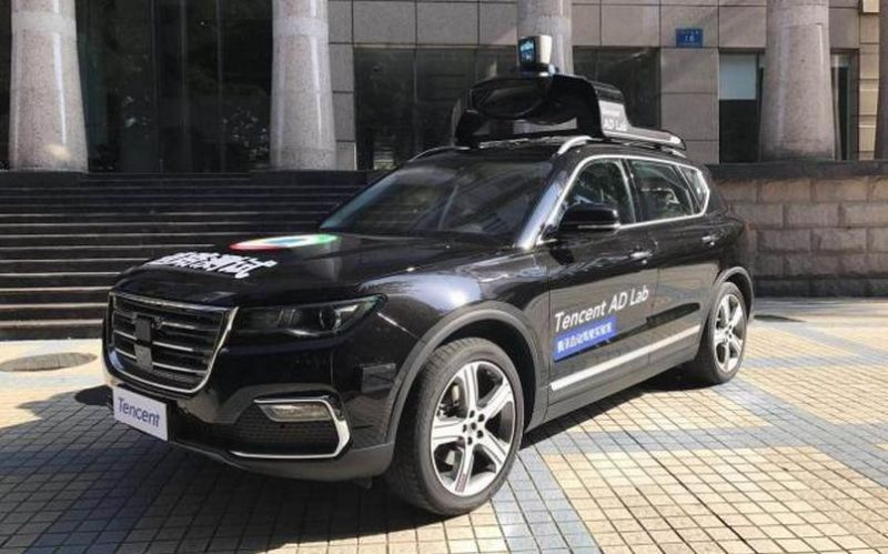 Tencent is Recruiting for an Autonomous Driving Team in Silicon Valley