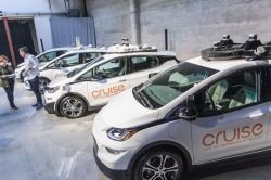 GM's Driverless Cars Expected to Roll Out Next Year
