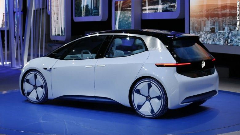 Vw Planning An Electric Car Priced Under 23 000 To Rival Tesla