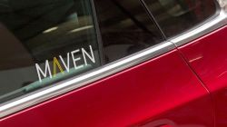 GM's Maven Car-Sharing Platform to Allow Non-GM Owners to Rent Their Vehicles