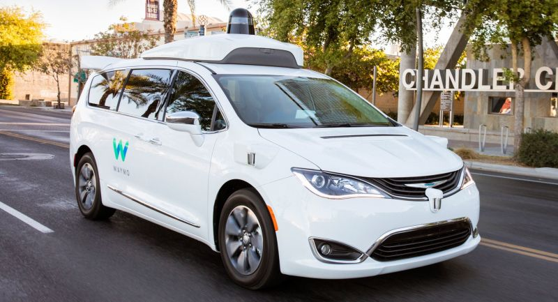 Waymo to Launch its Driverless Car Service Next Month to Challenge Uber & Lyft