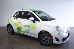 E-scooter Giant Lime to Launch EV Rental Service