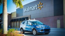 Ford to Partner with Walmart on Autonomous Grocery Delivery