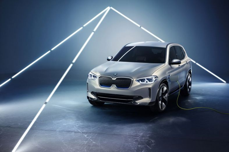Bmw Officially Discloses Its Upcoming Electric Vehicle Plans