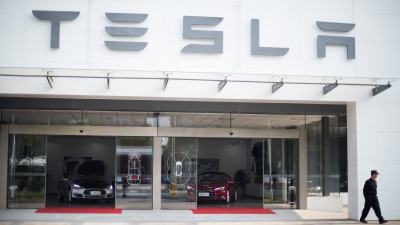 Tesla Begins Taking Model 3 Reservations in China