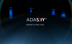 AdaSky Raises $20 Million for its Far-Infrared Camera Technology for Self-Driving Cars