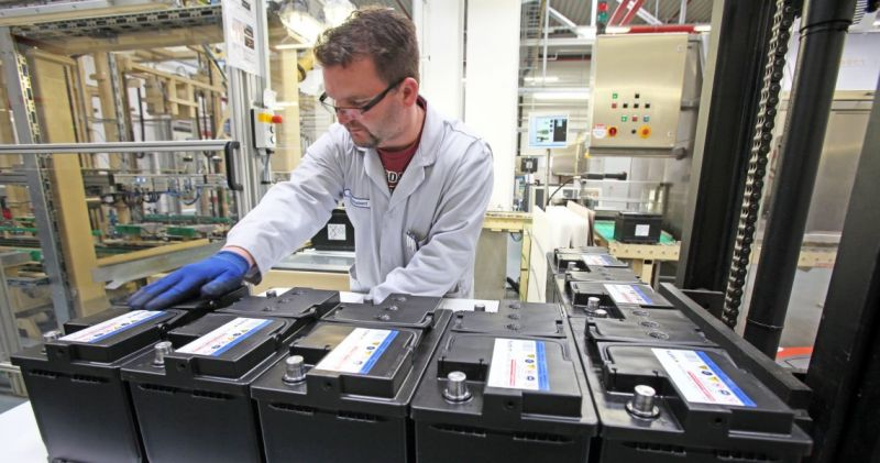 Major Supplier Johnson Controls Sells its Auto Battery Business for $13.2 Billion