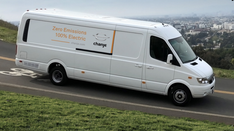 FedEx is Adding 1,000 Chanje Electric Vans to its Fleet