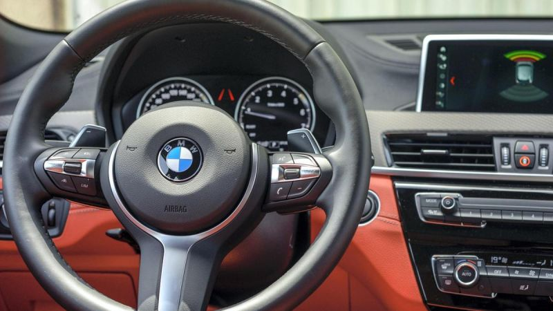 BMW to Launch a Ride-Hailing Service In China