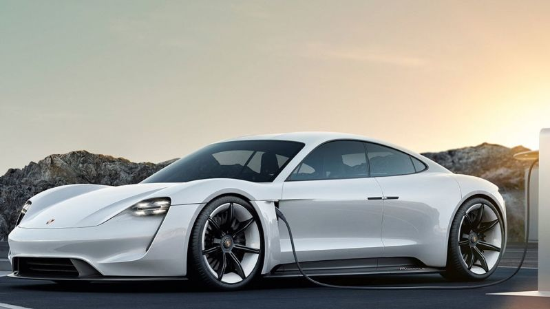 Electric Loading Says it Can Charge a Porsche EV in Just 4 Minutes