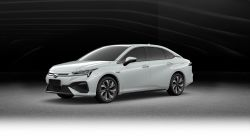 GAC Unveils the Electrified Aion S