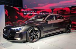 Audi Debuts its e-tron GT Concept, a 4-Door Electric Car Set to Rival Tesla