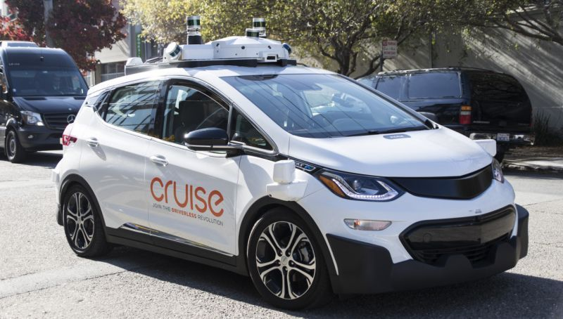 General Motors President Dan Ammann to Become CEO of Cruise Automation