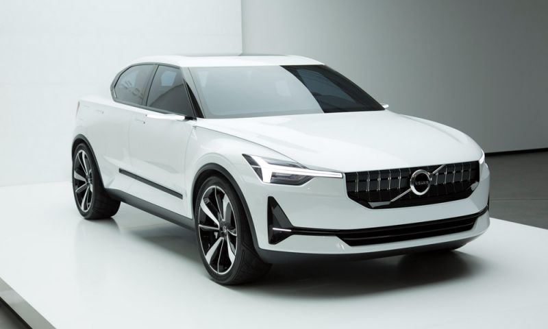 The PoleStar 2 EV to Be the First Volvo Model Embedded With Google's Android OS