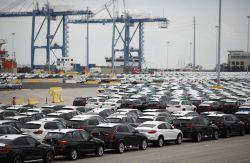 Trump Tweets that China Will Cut Import Tariffs on U.S. Built Cars