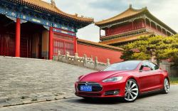 Tesla Aims to Begin Electric Vehicle Production in Shanghai By Next Year