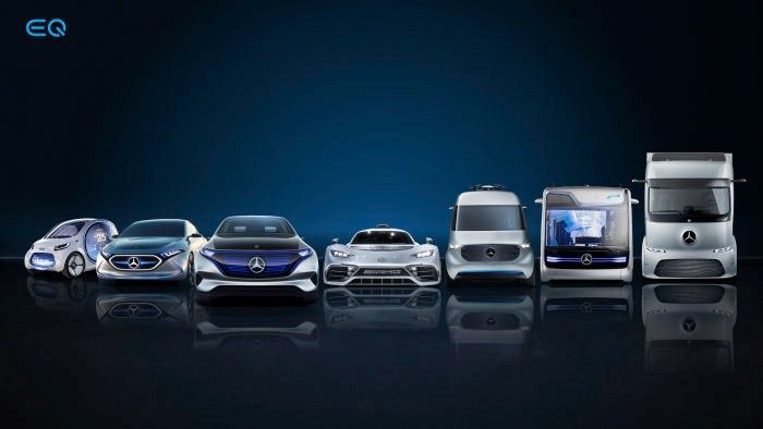 Daimler to Buy $23 Billion in EV Battery Cells by 2030