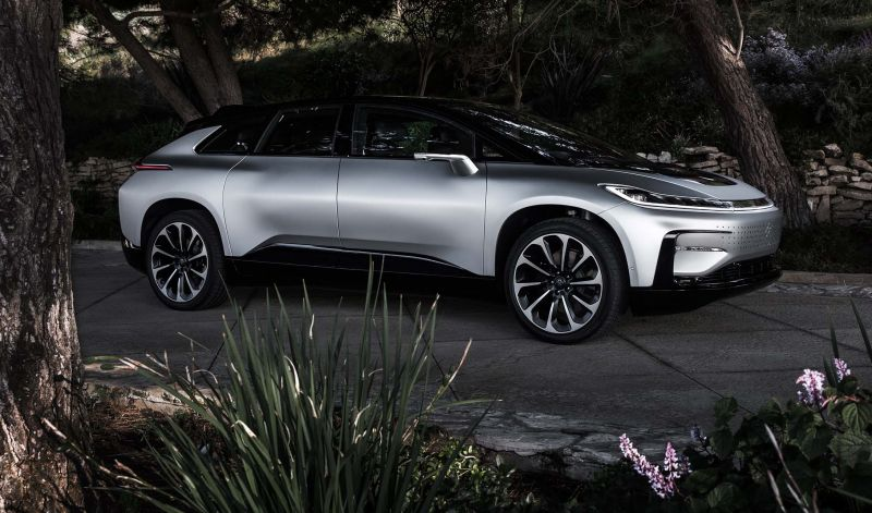 Faraday Future CEO Ownership Stake Frozen by Federal Judge in California