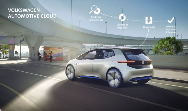 Volkswagen Buys Controlling Stake in Volvo's 'WirelessCar' Unit