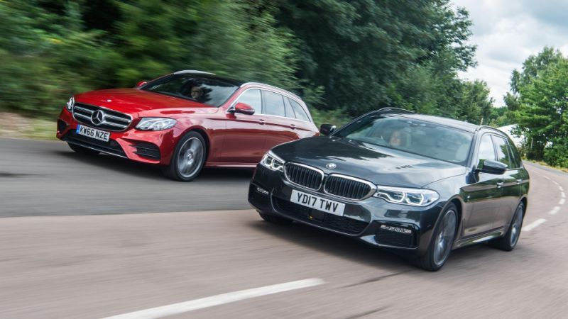 BMW & Daimler in Talks to Share Key Automotive Technology, Including Self-Driving Tech