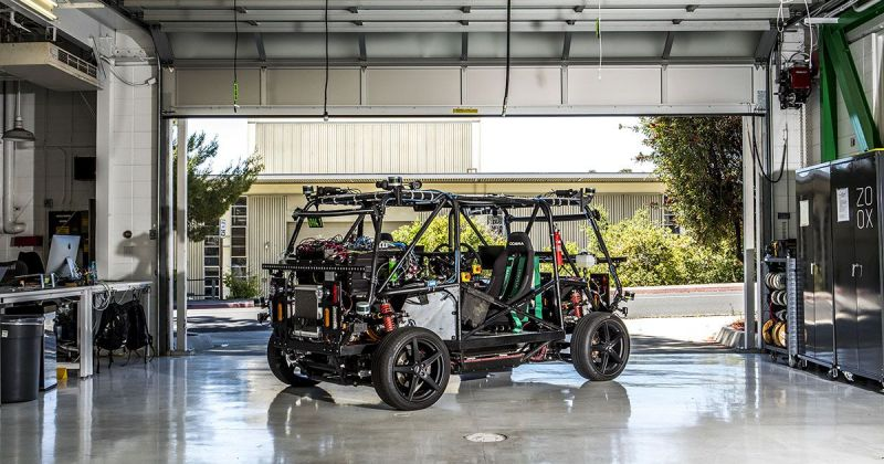 Autonomous Shuttle Startup Zoox Granted Permit to Offer Rides to the Public in California