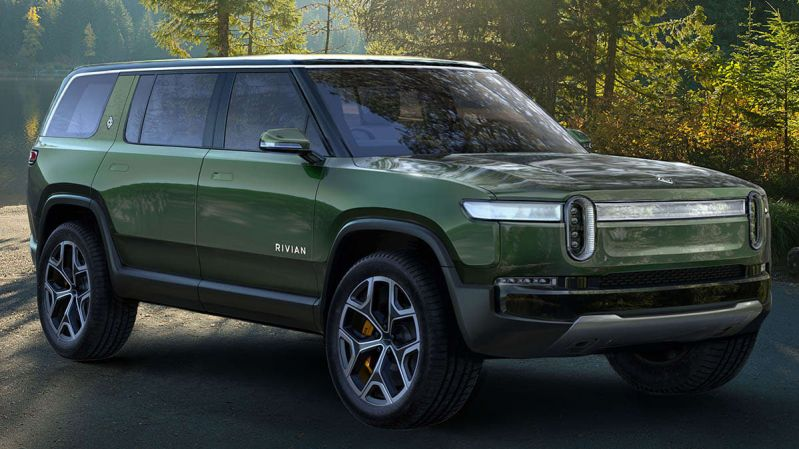 New Details About the Rivian Electric Truck's Battery Pack Design Revealed