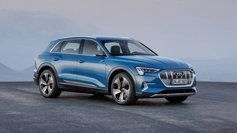 The Ultimate e-SUV Comparison: 2019 Audi e-tron vs Tesla Model X vs Jaguar I-Pace