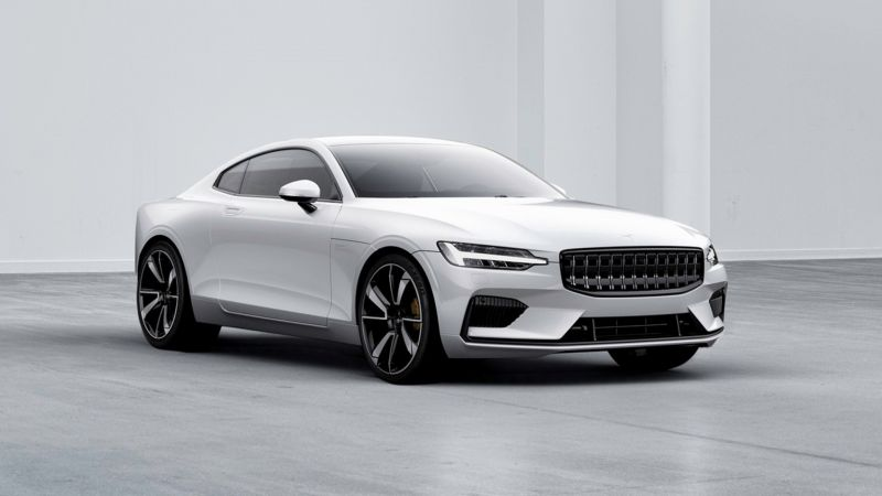 Volvo's Polestar Reveals New Details on its 'Disruptive Electric Vehicles'