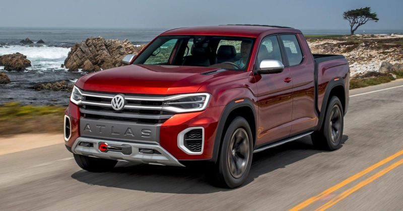 Build A Ford Truck >> Ford Volkswagen Announce Global Alliance To Build Pickup Trucks