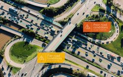 Mapping Company HERE Technologies to Supply Audi Vehicles with Live Traffic Data