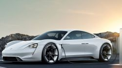 Porsche to Double Production of the Taycan Electric Sedan