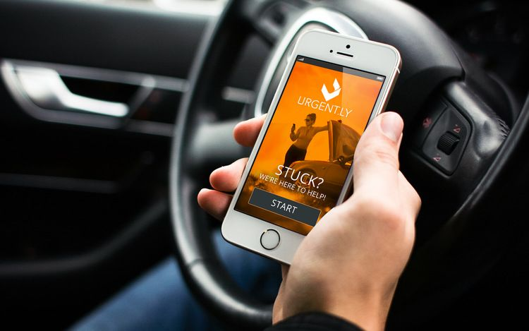 BMW i-Ventures Announces Investment in Urgent.ly, a Roadside Assistance Provider