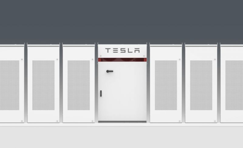 Electrify America is Buying Powerpacks From Tesla for Select EV Charging Sites