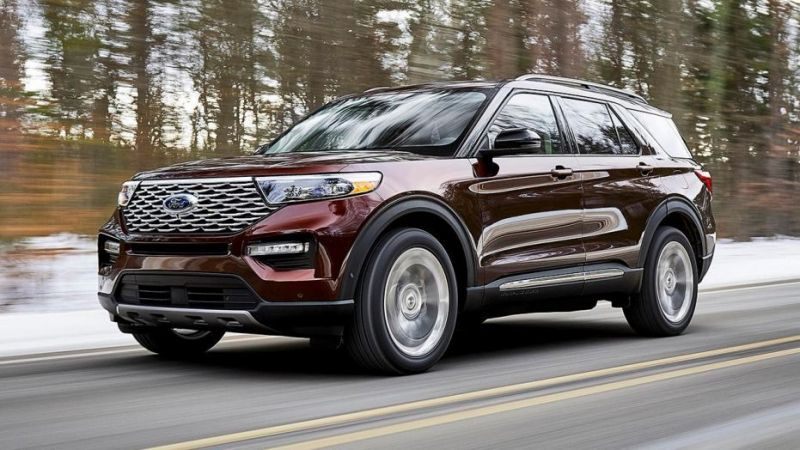 Ford Announces $1 Billion Investment In Chicago, Rolls Out 2020 Explorer