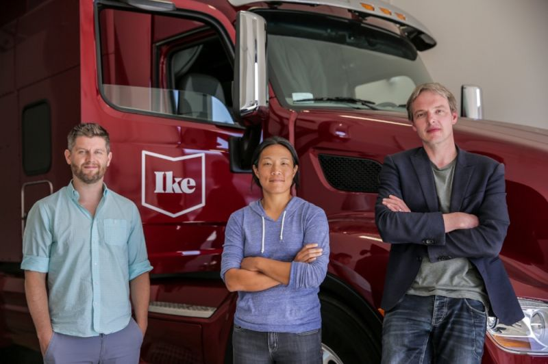 Driverless Truck Startup Ike Completes Series A Round, Raises $52 Million